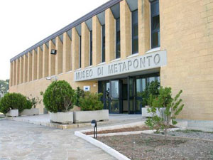 Metaponto - Museo Archeologico Nazionale