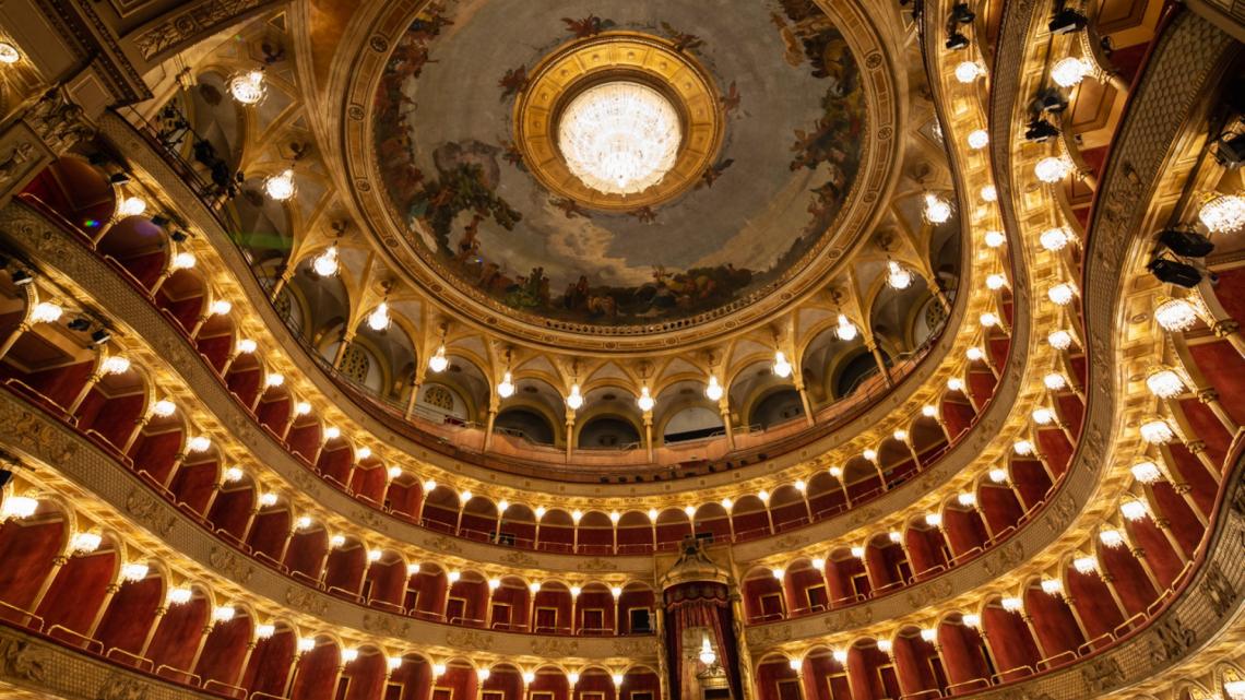Teatro dell'Opera di Roma - TEATRI IN FESTA 2021
