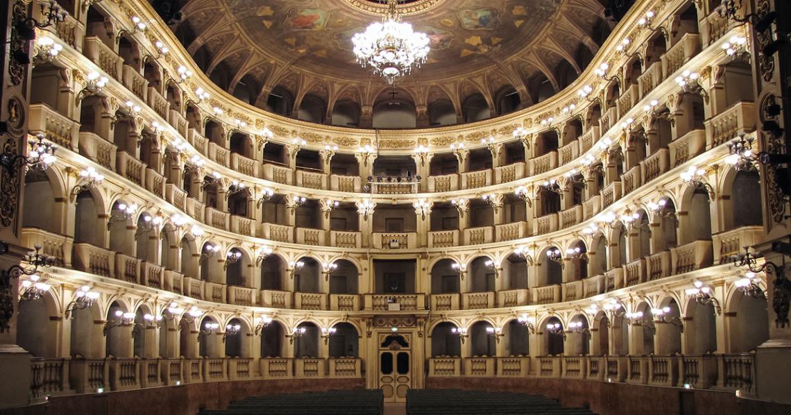 Teatro Comunale di Bologna - TEATRI IN FESTA 2021