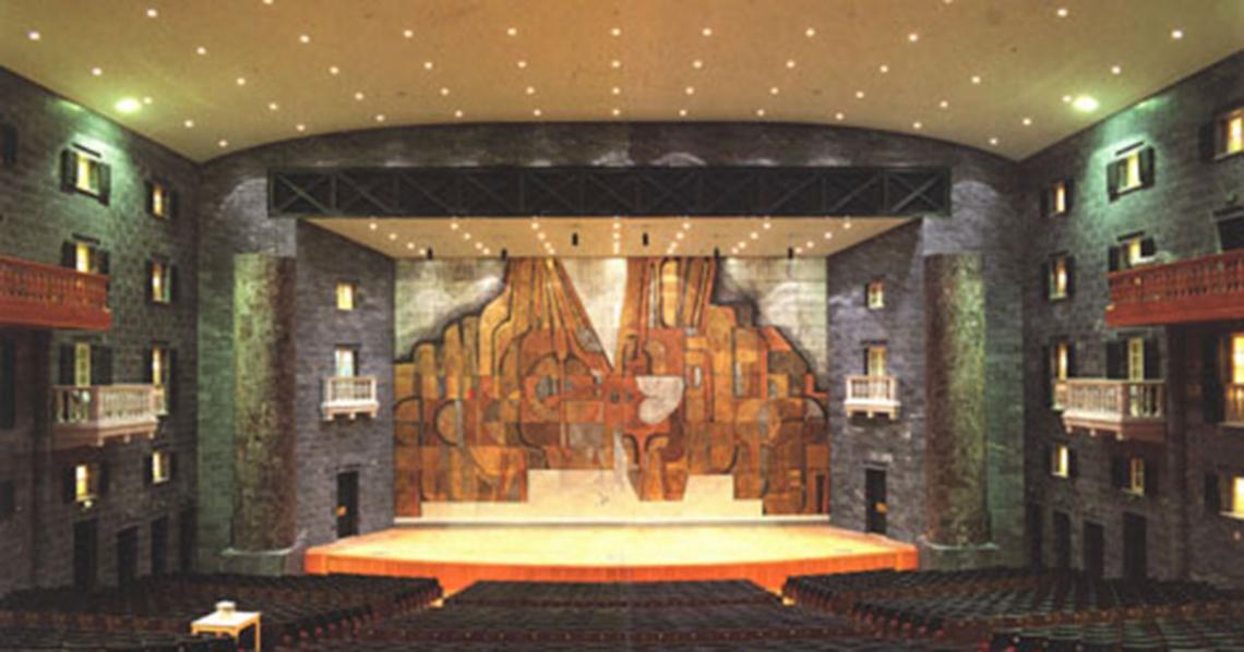 Teatro Carlo Felice - TEATRI IN FESTA 2021