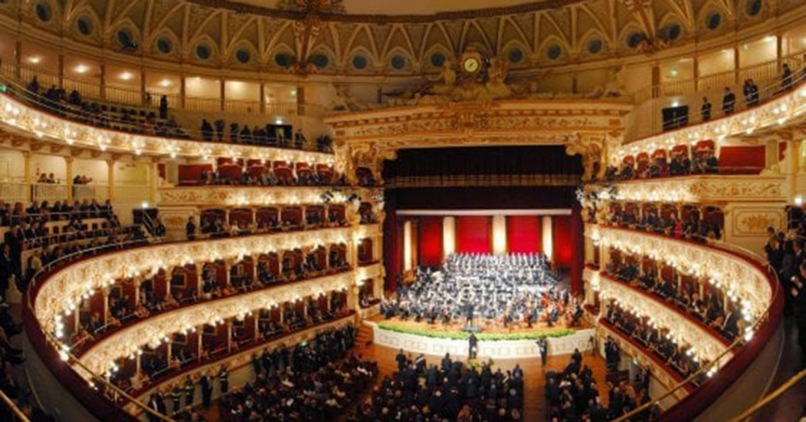 Teatro Petruzzelli - TEATRI IN FESTA 2021