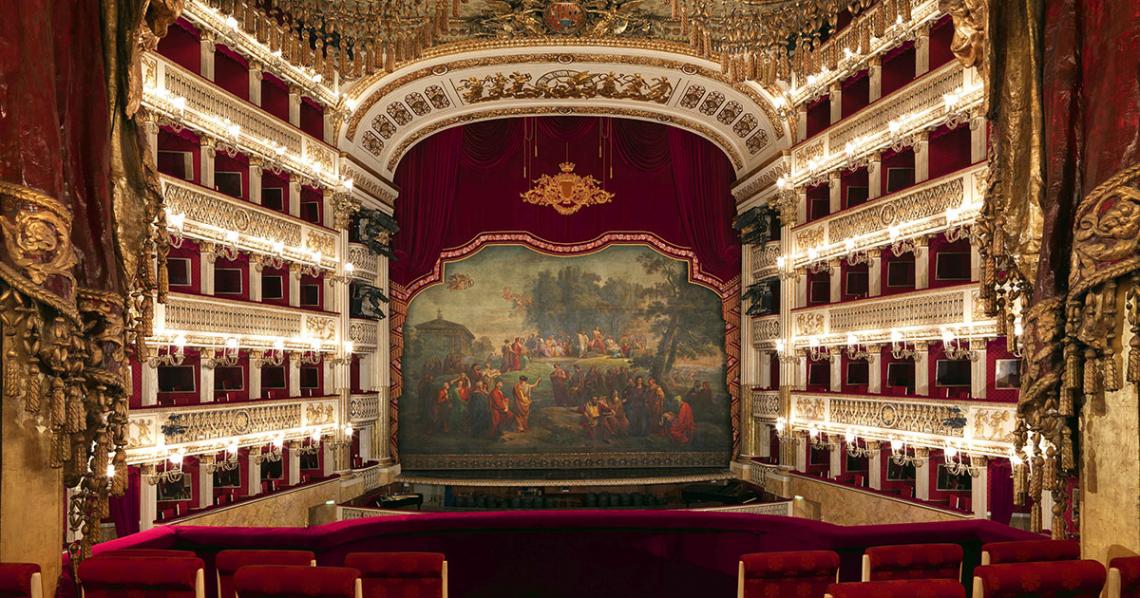 Teatro di San Carlo - TEATRI IN FESTA 2021
